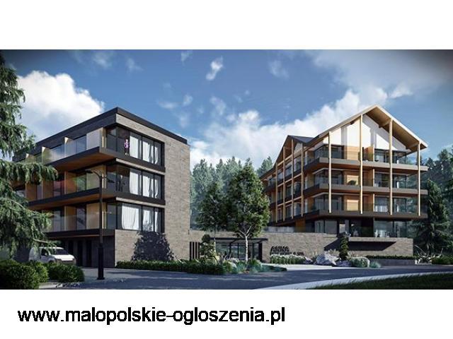 działka z bud. hotelowym /możliwość rozbudowy/ Krynica-Zdrój